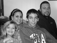 Maeci, Kailey, Jake and DJ