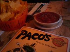 Paco's Olrando