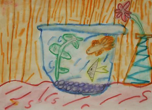 Johnny's fish bowl