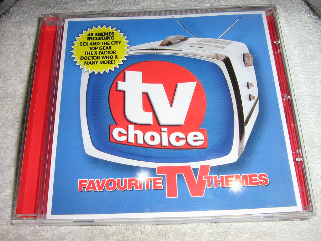 Various Artists - TV Choice - Favourite TV Themes