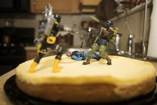 Dave's birthday cake