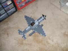D2BSuperSeaDragon002 (Dragonov Brick Works) Tags: lego aircraft moc studless miniscale