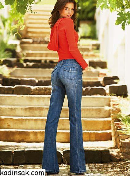 bayan blue jeans modelleri