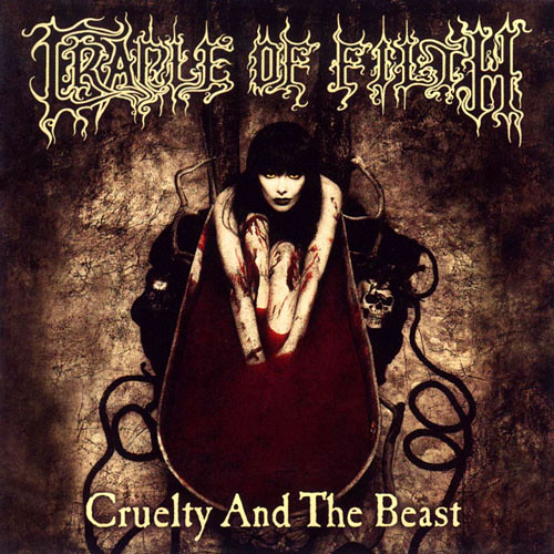"1998 - Cruelty and the Beast Tracklist: 1. ""Once Upon Atrocity"" – 1:42"