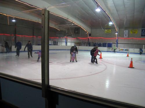 Jones Skating