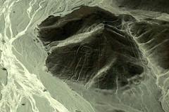Plains of Nazca (awsheffield) Tags: peru astronaut nazca nasca plainsofnazca ericvondaniken