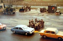 Motor pool detail (dbuckley1964@yahoo.com) Tags: germany army us military police hardheim
