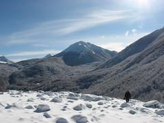Inverno 2009 (Viaggiare nel Pollino di Giuseppe Cosenza) Tags: parco white snow cold cool neve inverno bianco freddo tundra nazionale pollino