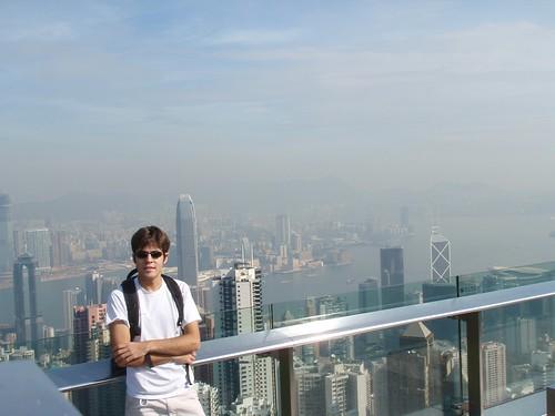 Hong Kong desde Victoria Peak