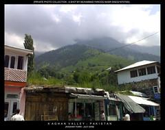 Kaghan Town - Pakistan