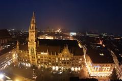 Munich 116 von St. Peter (paspog) Tags: munich evening sanktpeter soir stpeter supershot 5photosaday amabend theunforgettablepictures top20travelpix