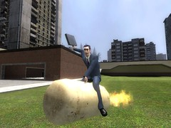 life of gmod (yeehaw) (kenneth nielsen a.k.a Qenhyt) Tags: life game mod funny with very gmod boom made garrys
