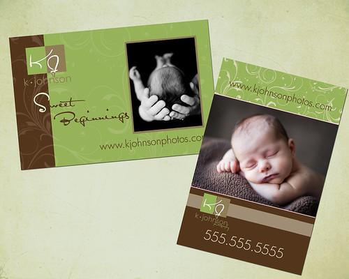 4x6 Promo Cards