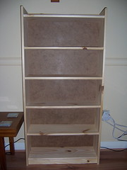 Bookcase (front)