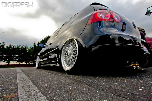 Clean MK5 on Bags...