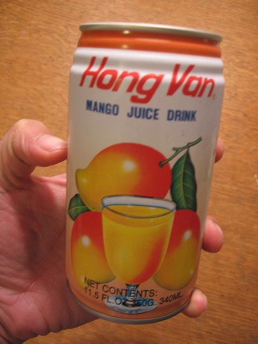 Hong Van Mango Juice