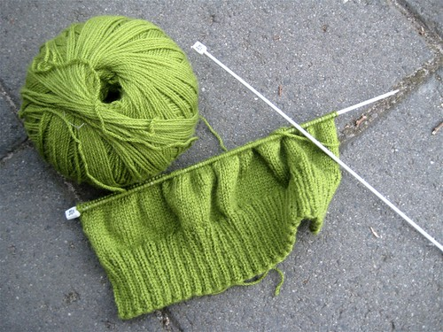 My Summer knitting