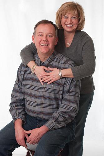 Phil and Rhonda