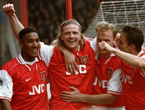 Arsene Wenger's best signings at Arsenal