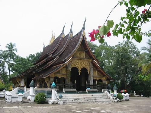 Mooiste tempel van Luang Prabang