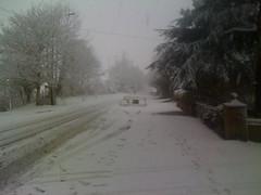 Tring high street (Jamie Arnold) Tags: snow tring