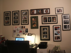the final product (petit hiboux) Tags: home office decor photowall