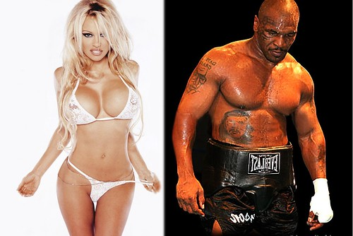 Pamela Anderson vs. Mike Tyson
