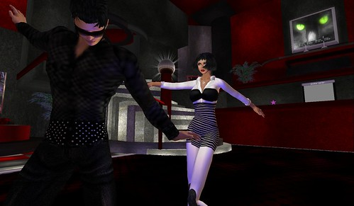 xavier, raftwet at black cat club