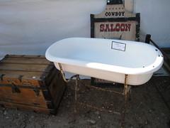 Old Child Bathtub