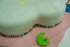 Bolo Winx - II (linhasebolinhos) Tags: birthday cake bolo fondant fadas winx cakedesign pastaamericana pastadeaçúcar