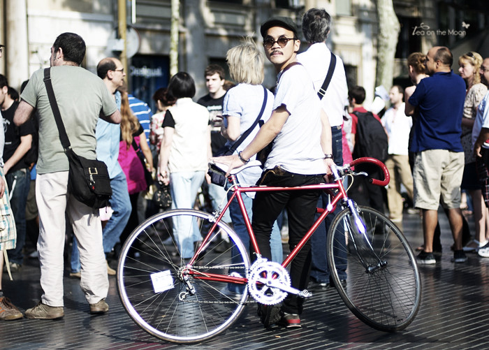 BCN bicicleta