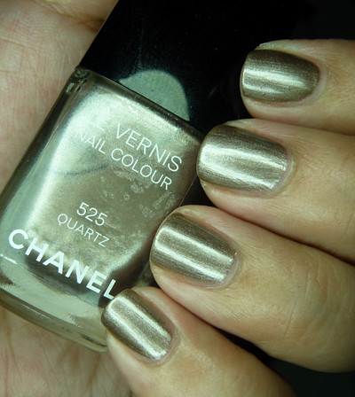 Chanel Quartz (two coats)