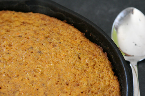 sweet potato soaked oatmeal