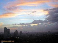 Metro Manila Sunset