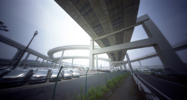Yokohama Daikoku Highway Junction
