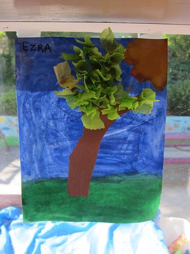 Ezra's tree