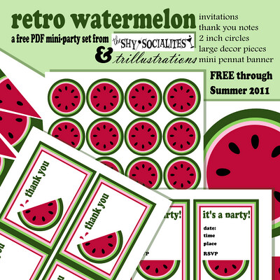 watermelonset