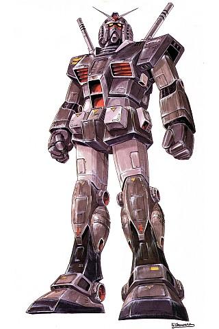 RX-78-2 Gundam Real Type