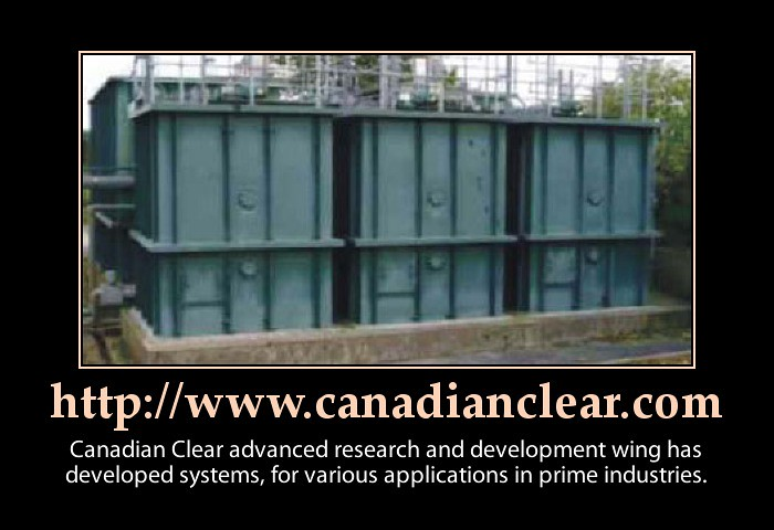 Industrial Water Treatment, Containerized RO Systems