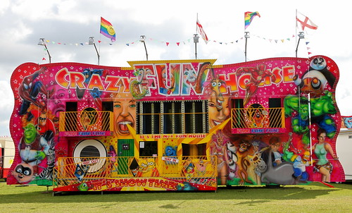 Crazy Fun House