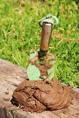 Mud, mud, I love mud