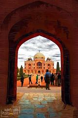 Emperor Humayun's Tomb, Delhi - India