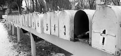 mailboxes etc.