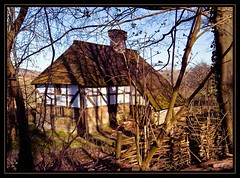 Lost in the Woods (There and back again) Tags: uk england farmhouse sussex sigma medieval 1609 wealdanddownland sd14 aplusphoto theperfectphotographer
