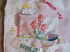 crafty daisy lesson 2