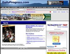 New Daily Progress Website