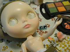 Extreme Makeover: Blythe Edition 17