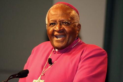 Desmond Tutu at Mineappolis Convention Center