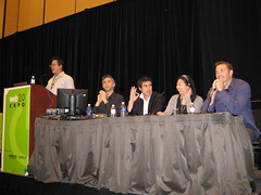 Facebook Marketing Panel Web 2.0 Expo