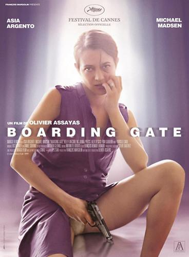 Asia Argento en Boarding Gate